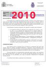 Informes de la Unidad Central de Seguridad Privada 2010