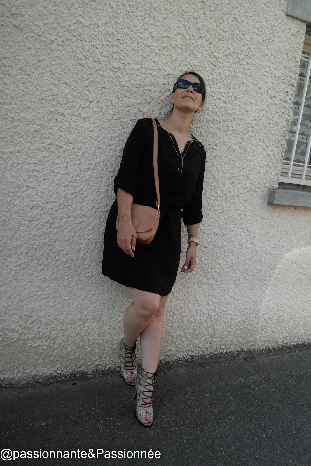 La petite robe noire Cache Cache