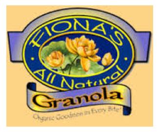 Fionas Granola