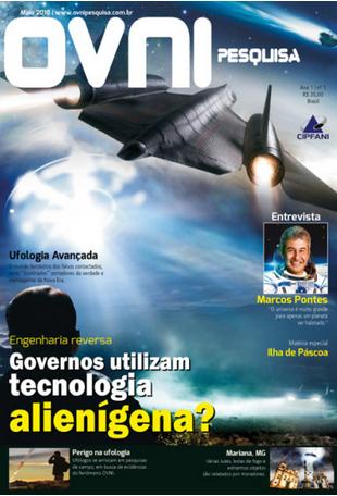 UFO Portugal Network em parceria com Revista OVNI Pesquisa