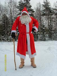 Tampereen joulupukkipalvelun kautta joulupukkeja myös lähikuntiin ja kauppakeskuksiin
