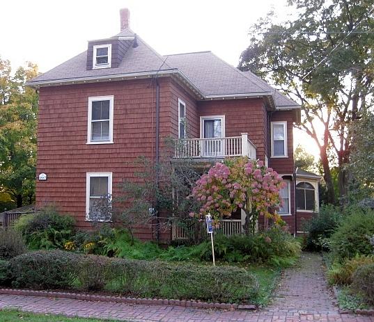 Amelia Earhart House Medford MA