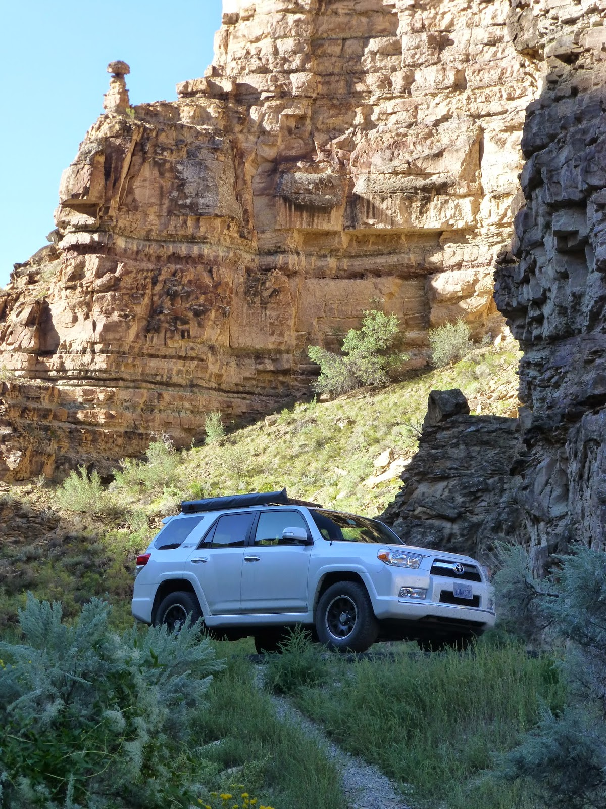 The church of the open road press: the toyota 4 runner (vintage 2012)