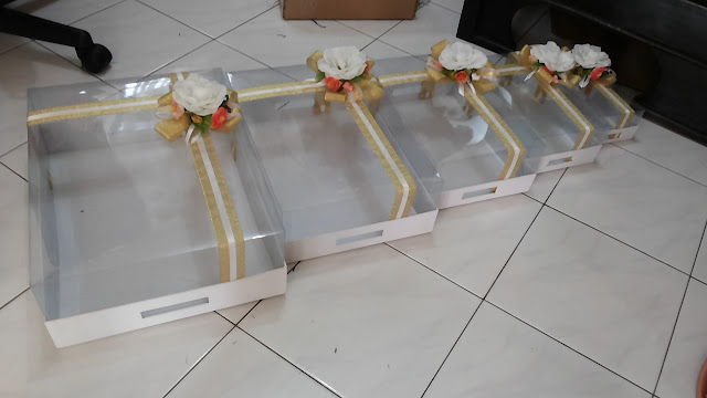Menjual kotak hantaran pernikahan dimanapun anda berada