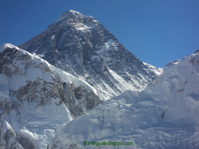 Everest view from Kalapathar (5555m)