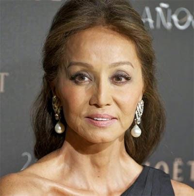 Isabel Preysler plastic surgery