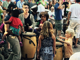 Free Drum Festival Every Friday Asheville