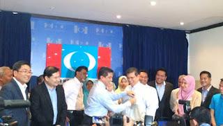 Saifuddin kecewa dengan UMNO