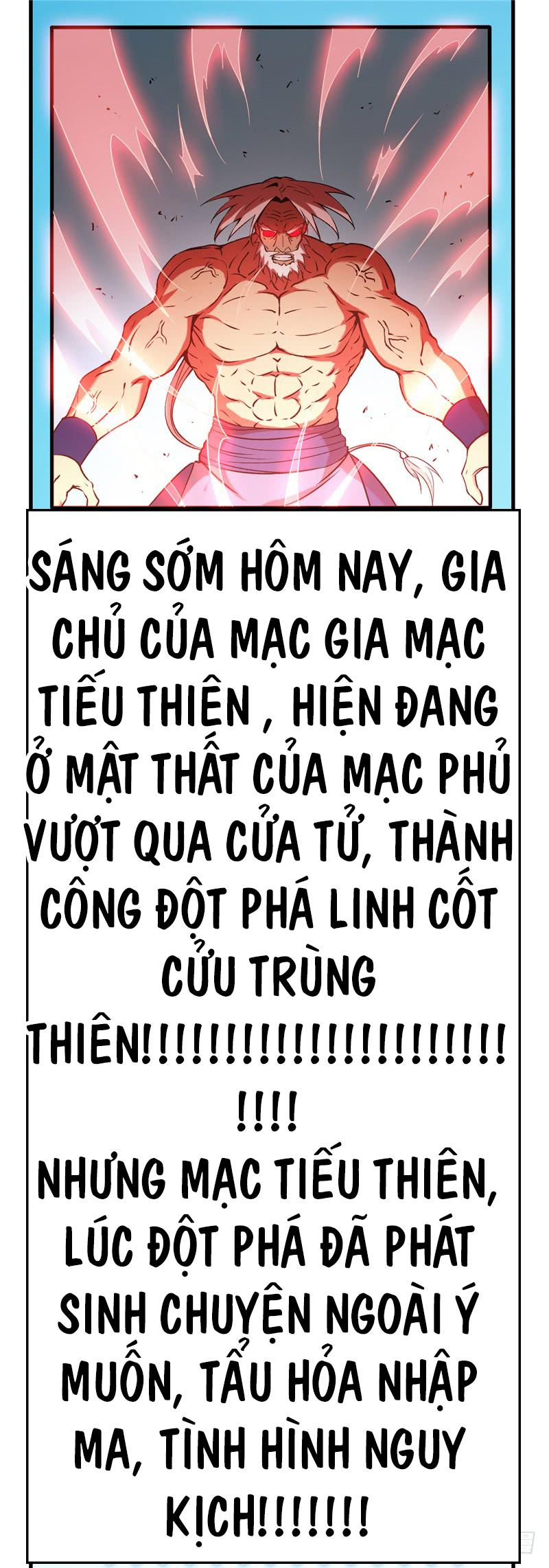 Chí Tôn Võ Đế Chapter 8 video - Hamtruyen.vn
