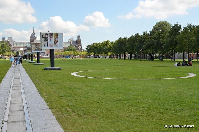Amsterdam - museum plein