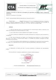 Remitimos al Delegado Territorial un escrito sobre los reconocimientos médicos suspendidos por caus