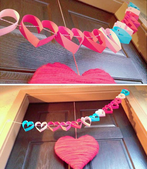 Cordão de corações