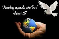 """""""Porque no hay nada imposible para Dios"""""""
