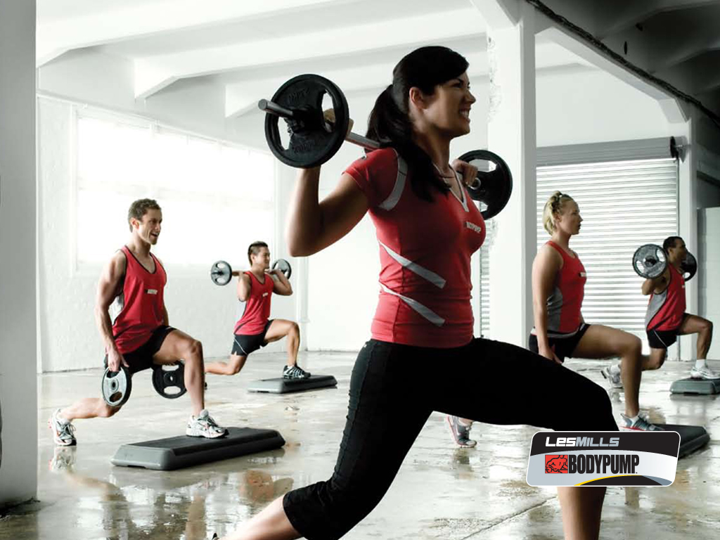 Wellnessnetwork Body Pump