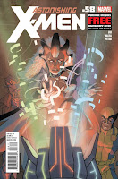 Astonishing X-Men #58 Cover