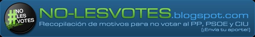 NO les votes!
