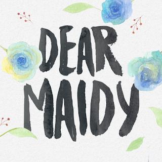 Dear Maidy - Por Maidy ♥