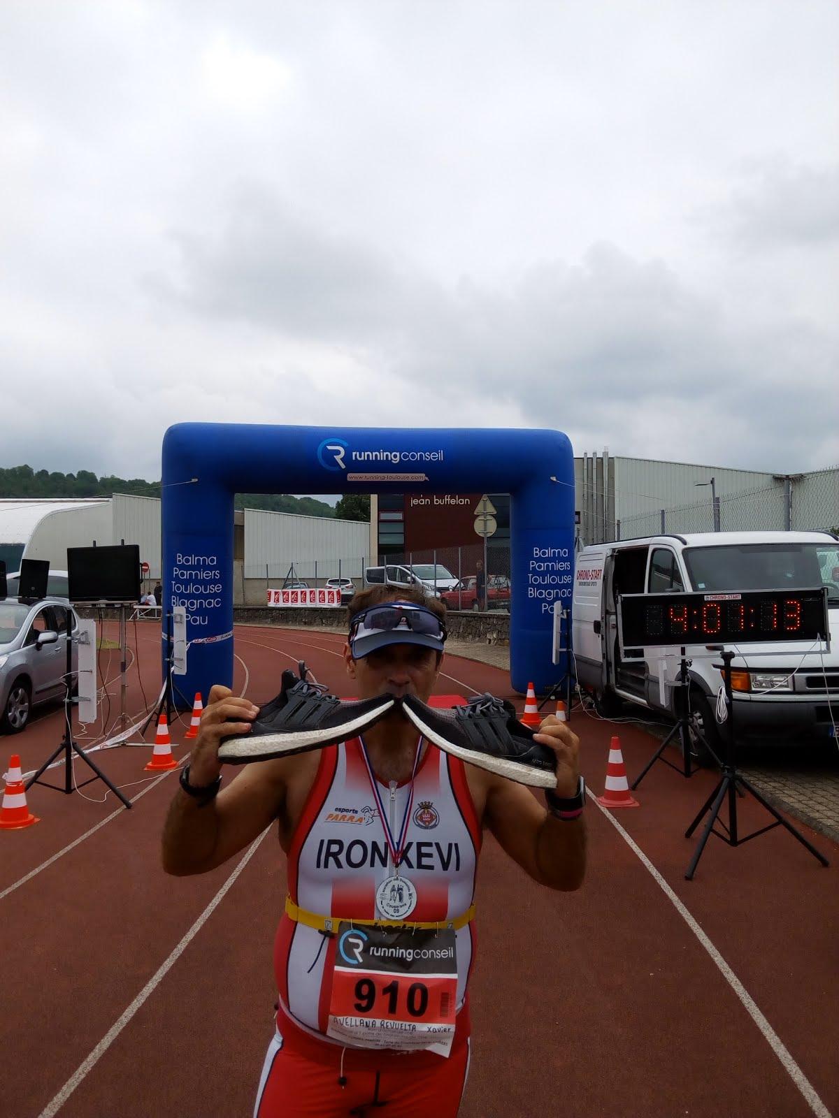 Marathon des Oussailles (28-8-2016)