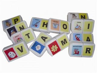 dominó,letras,alfabeto,Coordenação Motora,coordenação motora fina, educação infantil,brincar,brincadeiras,creche