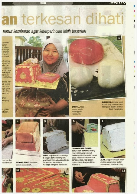 d'little kitchen in Harian Metro III