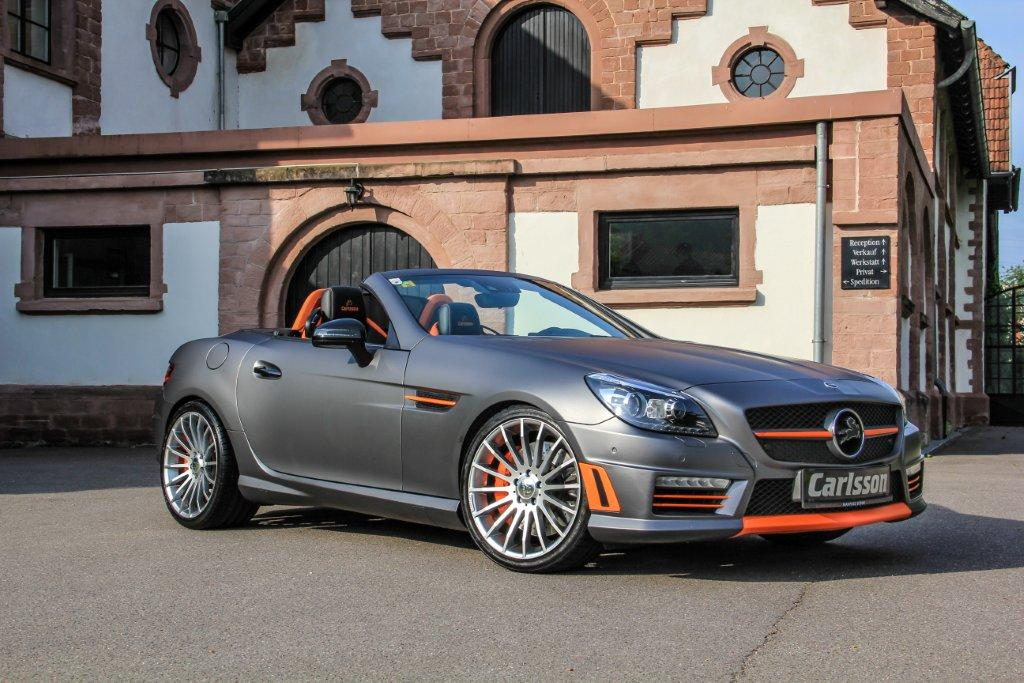 mercedes benz r172 slk55 amg by carlsson benztuning. Black Bedroom Furniture Sets. Home Design Ideas