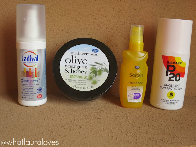 Holiday SPF Toiletry and Body Products Review