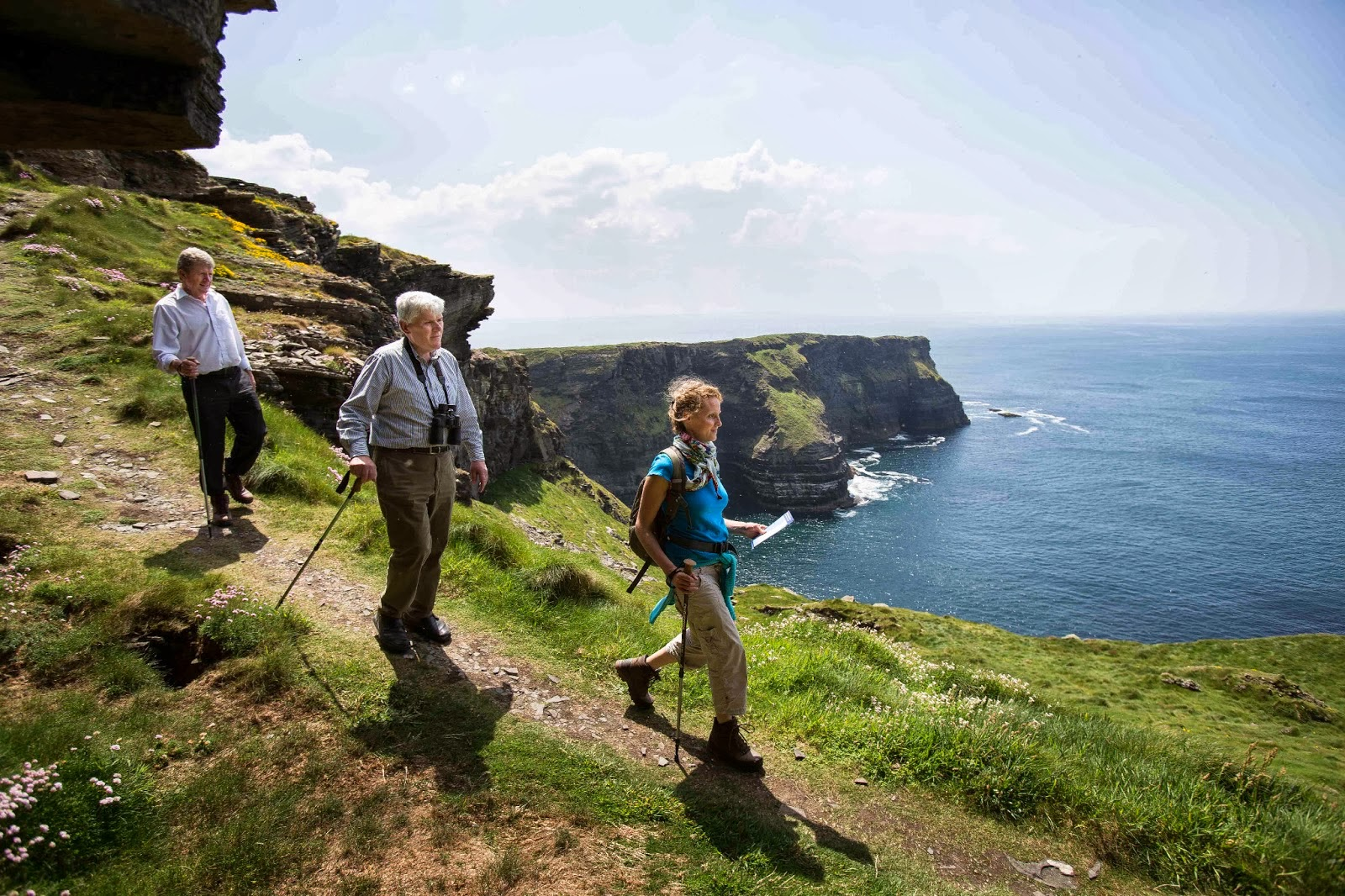 550K euro facilities upgrade plan for Cliffs of Moher