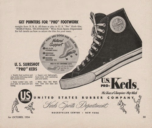 pro keds shoes history
