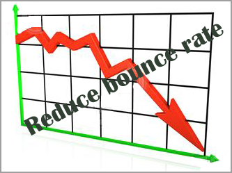 improve your website's by lowering bounce rate