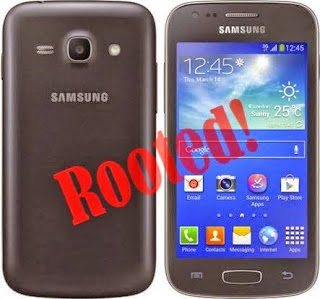 Root Galaxy Ace 3 GT-S7270