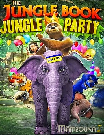The Jungle Book - Jungle Party en streaming