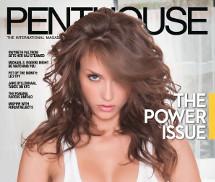 Gatas QB - Malena Morgan Penthouse USA Junho 2016