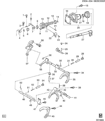 Getrag F23 Manual Transmission Diagram on 3 8 firebird engine diagrams