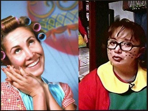 La Chilindrina arremete contra Doña Florinda