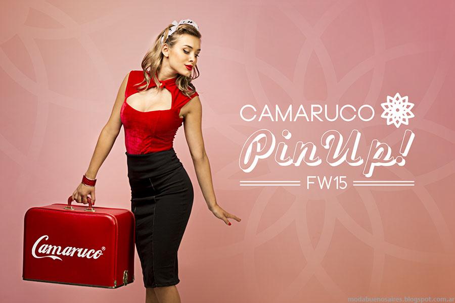 Ropa de moda mujer invierno 2015 Camaruco. Ropa de mujer invierno 2015.