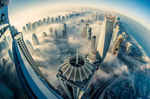 pemandangan-dubai-dari-bangunan-85-tingkat