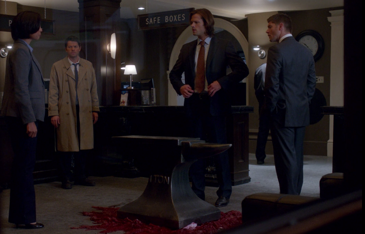 Supernatural - Discussion - The Flattening of Sam Winchester