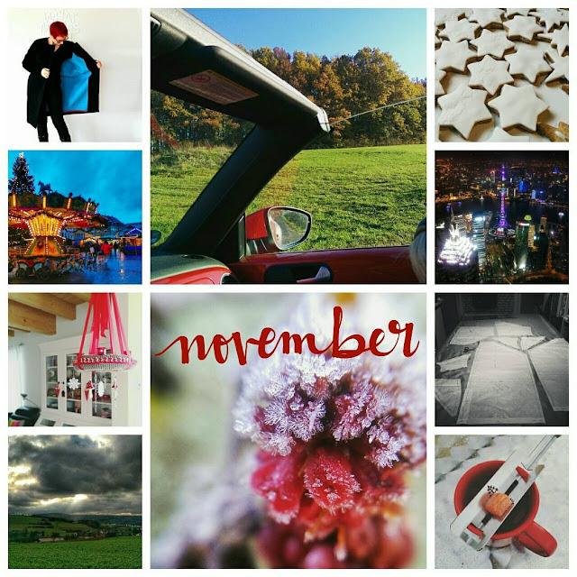 Alltagsperlen im November: Instarückblick @frauvau.blogspot.de
