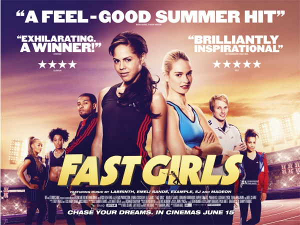 Fast Girls 2012