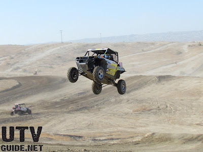 Polaris RZR XP - Mitch Guthrie Jr.