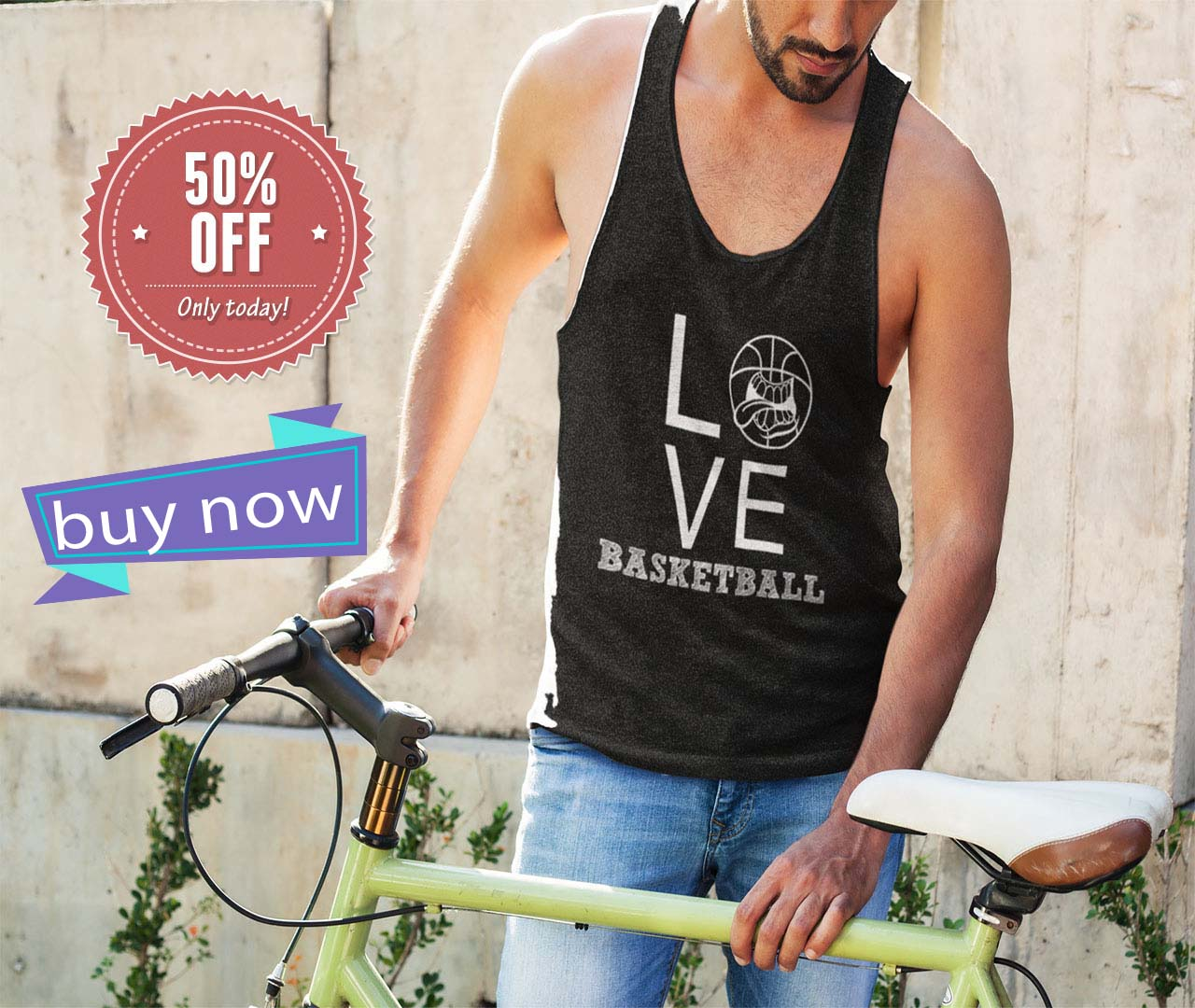 Love basketball Tanks