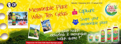 Info Kontes - Kontes Foto Memorable Place With Teh Gela