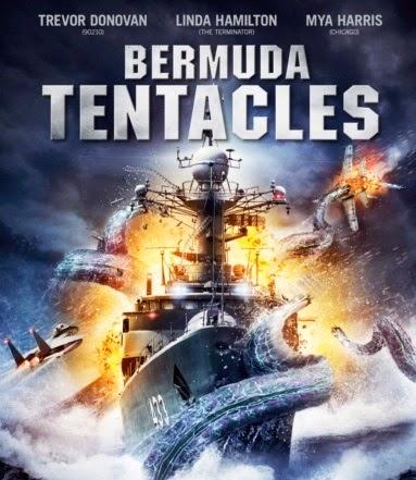 Ver Bermuda Tentacles (2014) Online