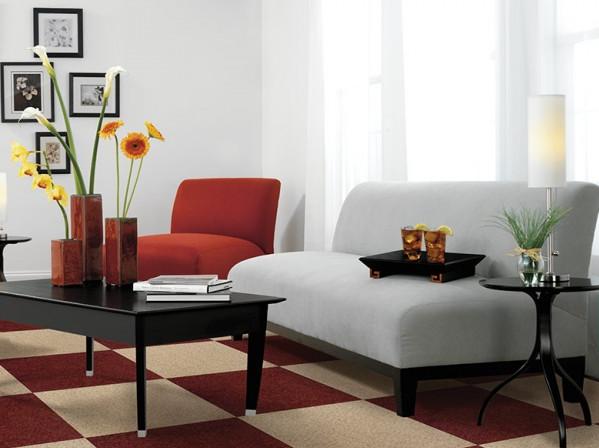 mengintip dekorasi ruang tamu rumah cantik mungil minimalis