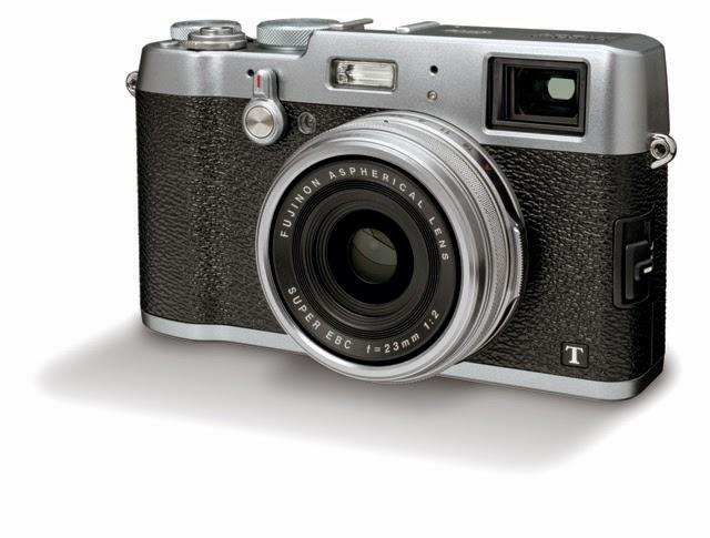 L'ottica e il mirino della Fujifilm X100T