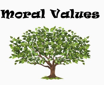 Meaning and importance of moral values