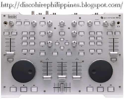 Hercules Dj Console Rmx Digital Audio Disco And Club