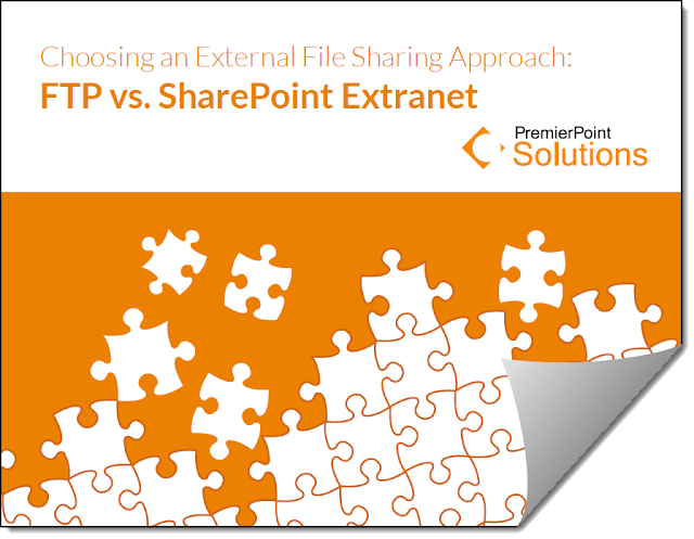White Paper: FTP vs. SharePoint Extranet