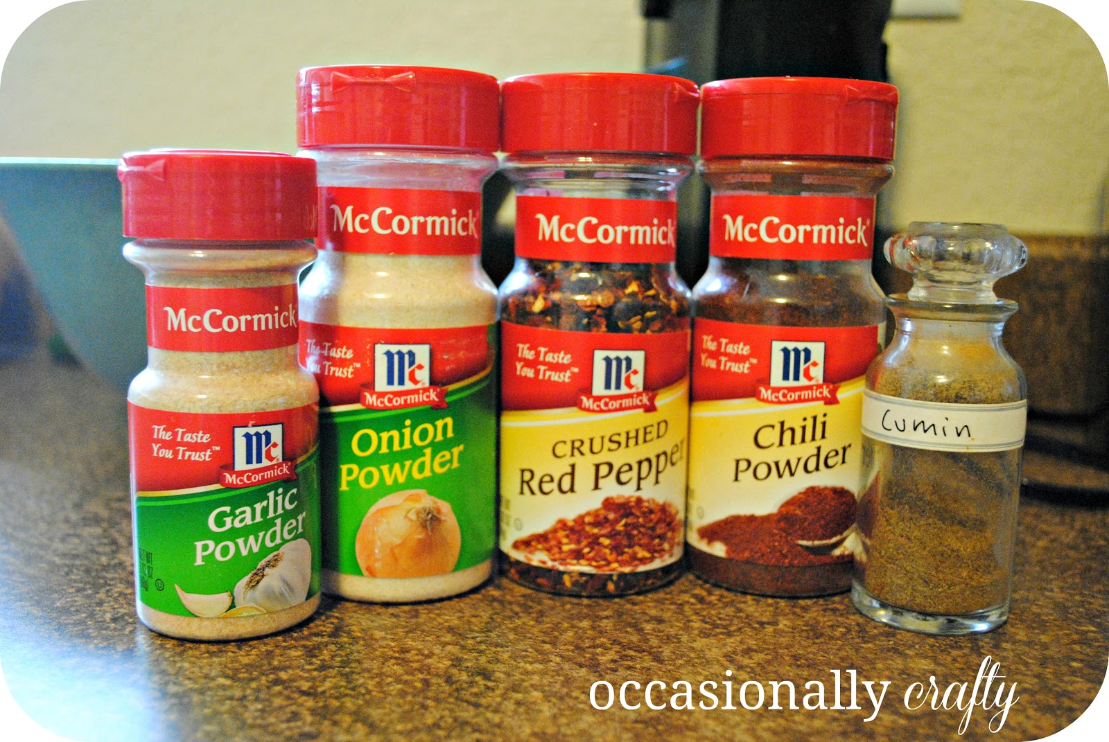 how to make own taco seasoning
