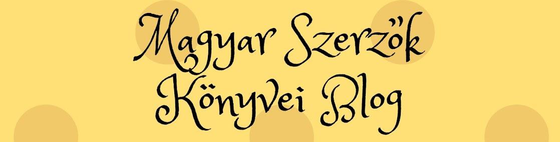 Magyar Szerzők könyvei